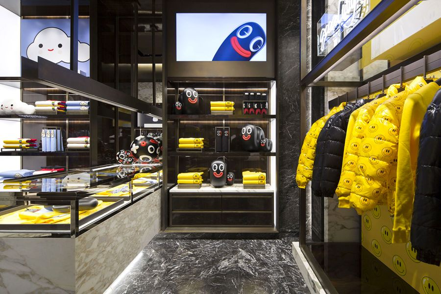 Friends With You x Moncler