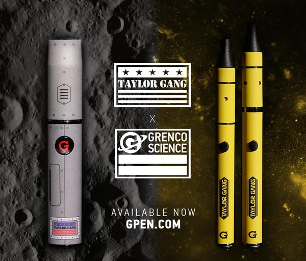 Grenco Science x Taylor Gang