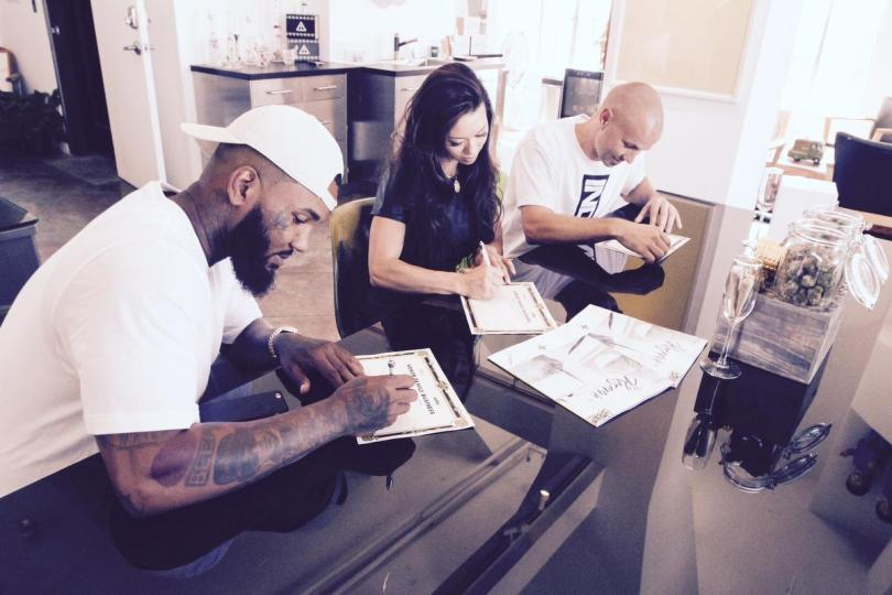 The Game x The Reserve OC